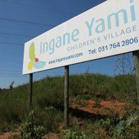 Trans Africa – raising funds for Ingane Yami – Children's Village – Shongweni