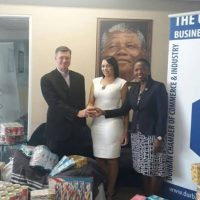 Contribution towards the Assisting Storm Victims in conjunction with the Chamber of Industry