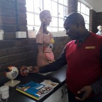 KWAMAKHUTHA COMPREHENSIVE HIGH SCHOOL GETS THEIR SCIENCE LAB STOCKED UP BEFORE EXAMS