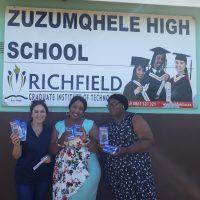 Zuzumqhele High School in Umbogintwini