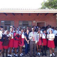 Zwelethu High School Umlazi with CASME