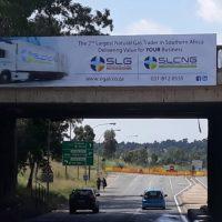 Billboard now flighting in Benoni