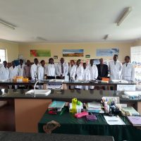 Loving science at Dabeka Secondary School, Inanda