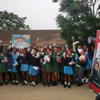 Loving Mathematics – Mcopheleli Primary School and  Phephile Primary School