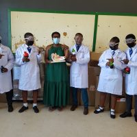 Loving science at Emachobeni Secondary School